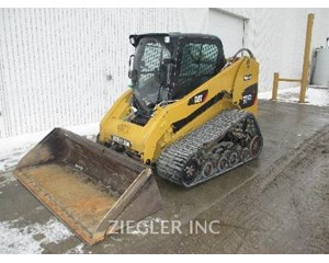 Caterpillar 277C2 Crawler Dozer