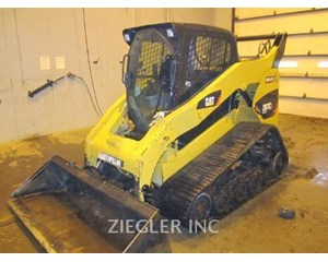 Caterpillar 287C2 Crawler Dozer