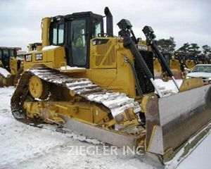 Caterpillar D6T4LGP Crawler Dozer