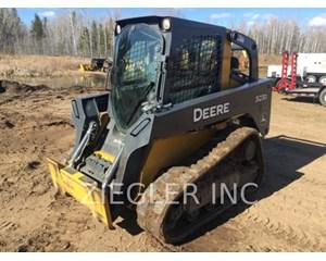 John Deere 323D Crawler Dozer