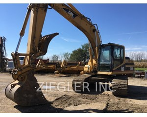 Caterpillar 318BL Crawler Excavator
