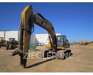 Caterpillar 336DLH2R Crawler Excavator