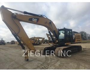 Caterpillar 336E Crawler Excavator