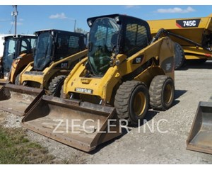 Caterpillar 246CHF Skid Steer Loader