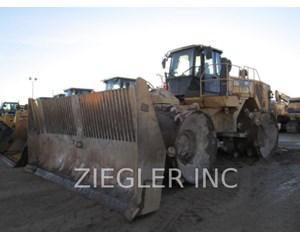 Caterpillar 836K Wheel Dozer