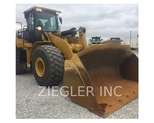 Caterpillar 972M Wheel Loader