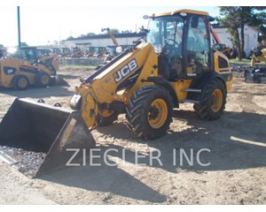 JCB TM220 Wheel Loader