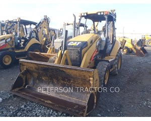 Caterpillar 420F Backhoe