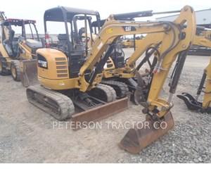 Caterpillar 302.7D Crawler Excavator