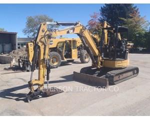 Caterpillar 305.5E CR Crawler Excavator