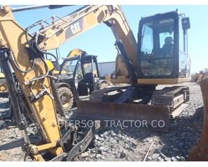 Caterpillar 307D Crawler Excavator