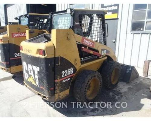 Cat Skid Steer Axle : Caterpillar b skid steer loader for sale