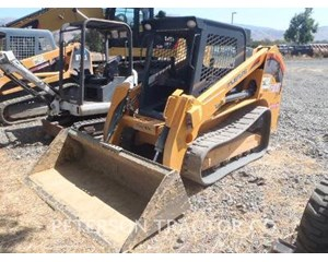 Mustang 2500RT Skid Steer Loader