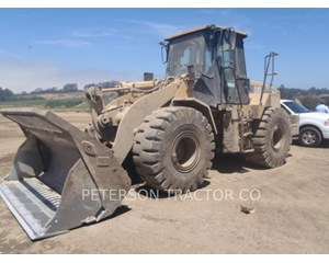 Caterpillar 950G II Wheel Loader
