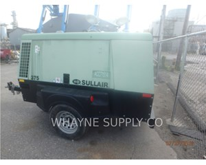 Sullair 375CFM Air Compressor