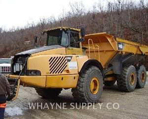 Volvo Construction Equipment A40D Articulated Truck