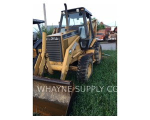 Caterpillar 416B Backhoe