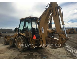 Caterpillar 426C Backhoe