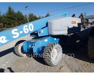 Genie S60 Boom Lift