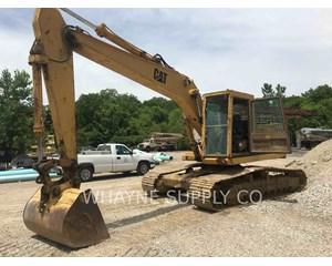 Caterpillar 219D Crawler Excavator