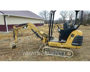 Caterpillar 301.5 Crawler Excavator