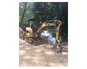 Caterpillar 303CCR Crawler Excavator
