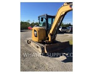 Caterpillar 305.5ECR Crawler Excavator