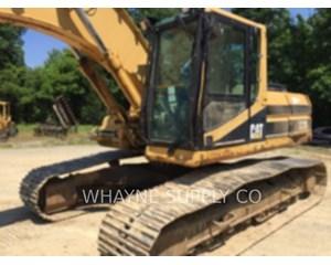 Caterpillar 322BL Crawler Excavator