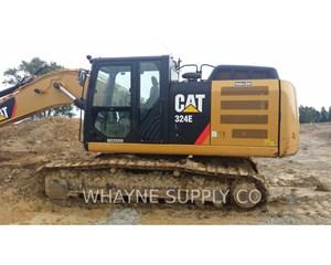 Caterpillar 324EL Crawler Excavator