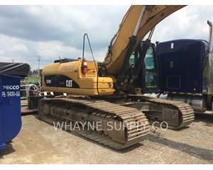 Caterpillar 329DL Crawler Excavator