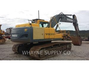 Volvo EC210BLC VMG Crawler Excavator