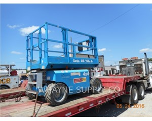 Genie GS2668 RT Scissor Lift