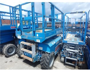Genie GS2668 RT G84 Scissor Lift