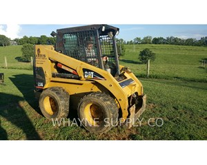 Caterpillar 236 Skid Steer Loader