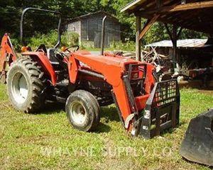 Agco-Massey Ferguson 1455V Tractor