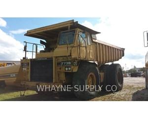 Caterpillar 773B Water Truck