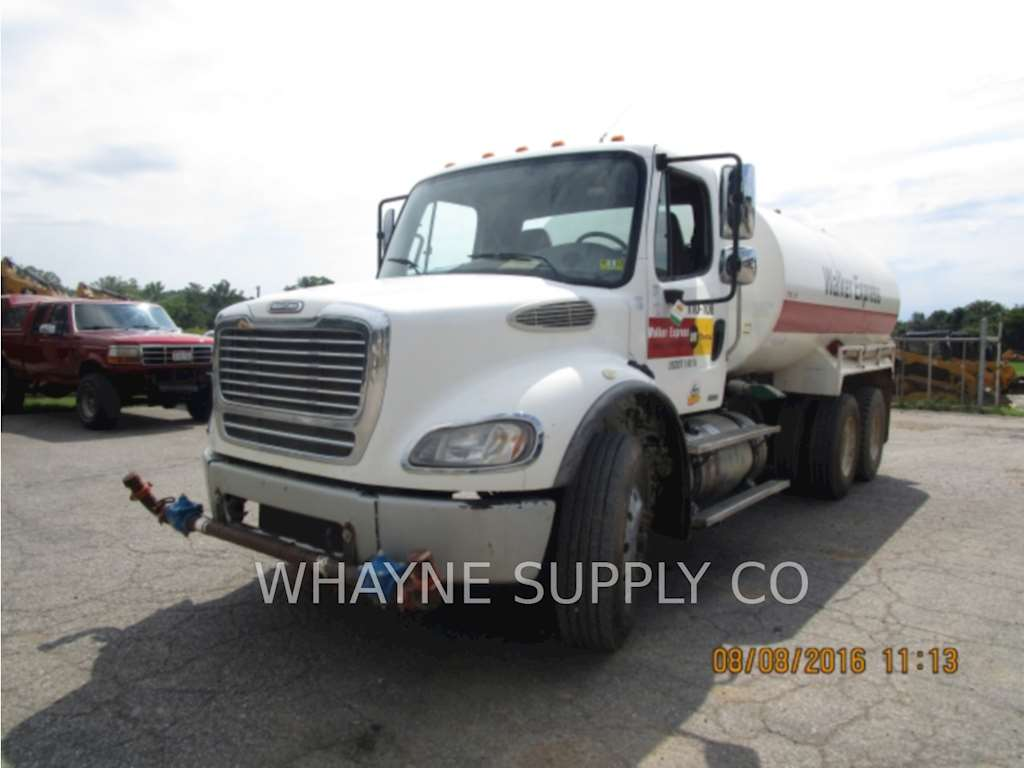 2007 ledwell water4000l water truck for sale 9 587 hours pikeville wv eq00082274. Black Bedroom Furniture Sets. Home Design Ideas