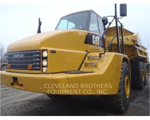 Caterpillar 740 EJ Articulated Truck