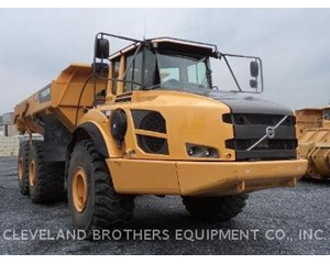 Volvo A40F Articulated Truck