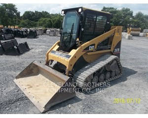 Caterpillar 247B Crawler Dozer