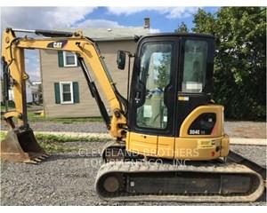 Caterpillar 304CCR Crawler Excavator
