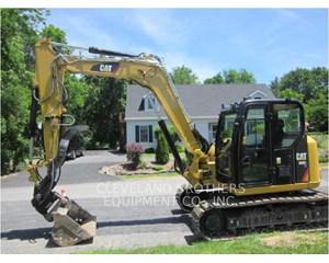 Caterpillar 308E CR Crawler Excavator