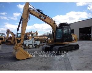 Caterpillar 313FL GC Crawler Excavator