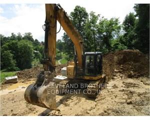 Caterpillar 314DLCR Crawler Excavator