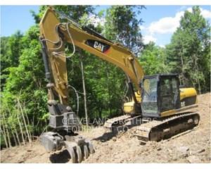 Caterpillar 320DL SG Crawler Excavator