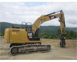 Caterpillar 320EL SG Crawler Excavator