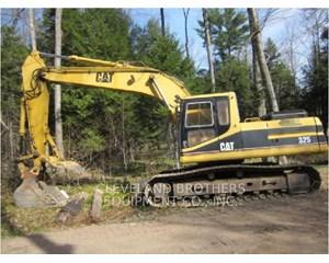 Caterpillar 325L Crawler Excavator
