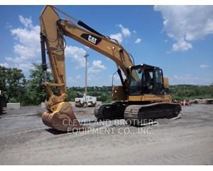 Caterpillar 328DLCR Crawler Excavator