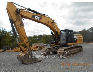 Caterpillar 336EL SG T Crawler Excavator