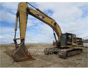 Caterpillar 345B Crawler Excavator